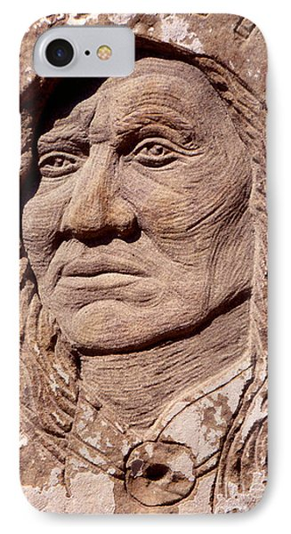 Chief-washakie Phone Case by Gordon Punt