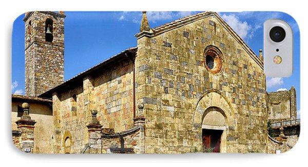 Chiesa Di Santa Maria Assunta IPhone Case by Fabrizio Troiani