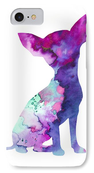 Chihuahua 7 IPhone Case