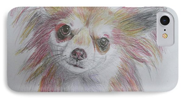 Chihuahua IPhone Case by Lyric Lucas