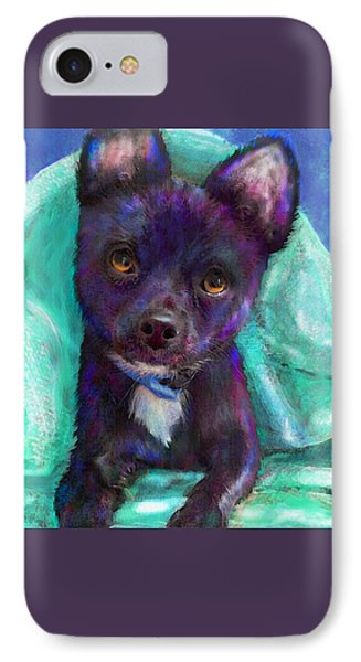 Chihuaua Phone Case by Jane Schnetlage