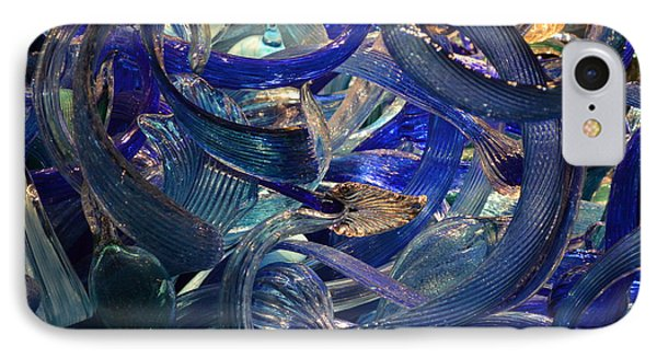 Chihuly-2 IPhone Case by Dean Ferreira
