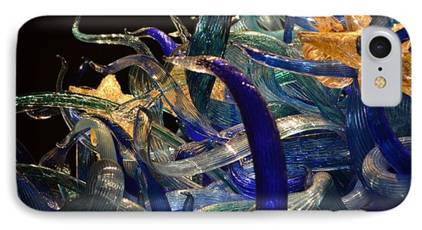 Chihuly-3 IPhone Case by Dean Ferreira