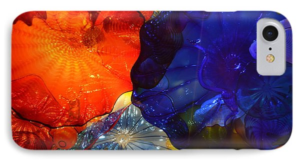 Chihuly-7 IPhone Case by Dean Ferreira