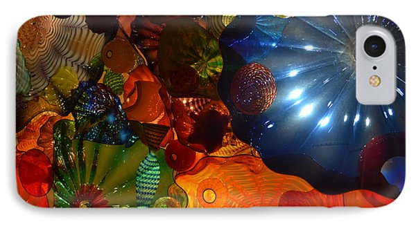 Chihuly-9 IPhone Case by Dean Ferreira