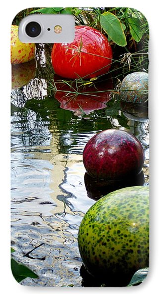 Chihuly Globes IPhone Case