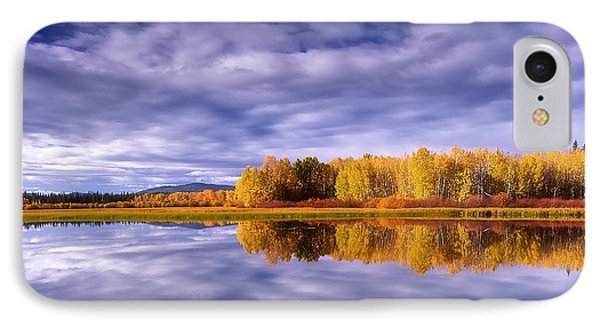 Chilcotin Autumn  IPhone Case by Thomas Born