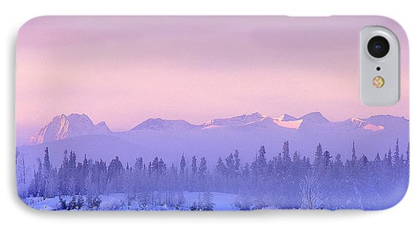 Chilcotin Morning IPhone Case by Thomas Born