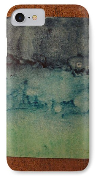IPhone Case featuring the painting Childhood Moods by Lawrence Christopher