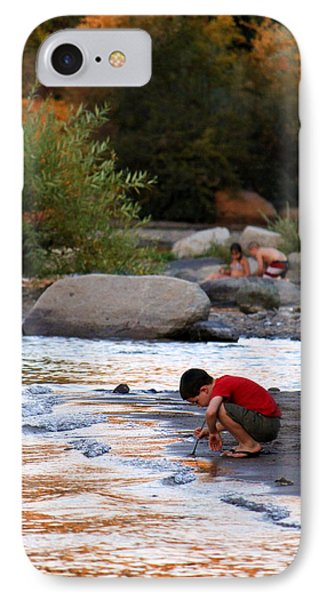 Childs Play Phone Case by Melanie Lankford Photography