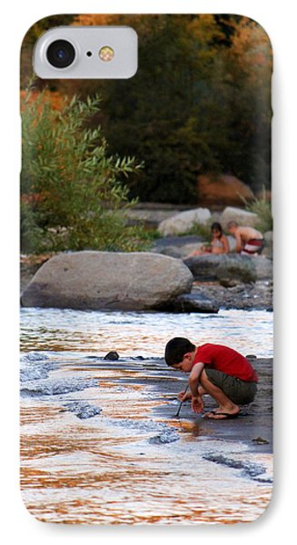 IPhone Case featuring the photograph Childs Play by Melanie Lankford Photography