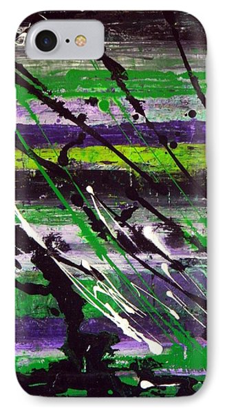 IPhone Case featuring the painting Chile Verde by Everette McMahan jr