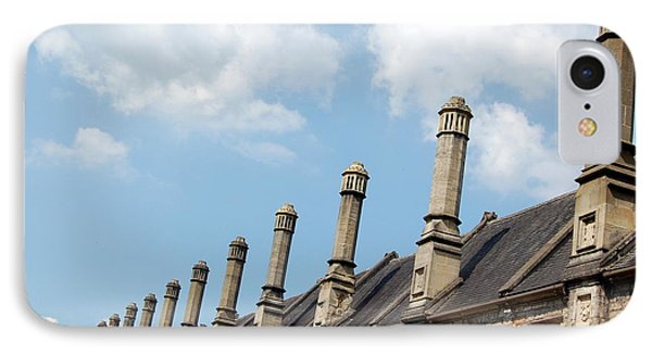 Chimney Stacks At The Ready IPhone Case
