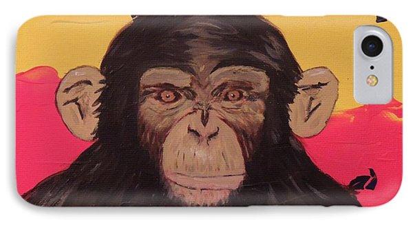 Chimp In Prime IPhone Case