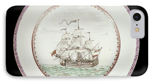 China - Dutch Ship 1756 Phone Case by Granger