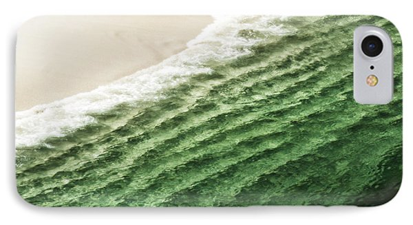 China Beach Wave Ocean Theme Pillow Print Tote IPhone Case by Artist and Photographer Laura Wrede
