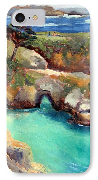 China Cove Point Lobos IPhone Case