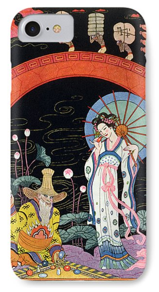China Phone Case by Georges Barbier