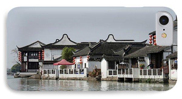 China, Outskirts Of Shanghai IPhone Case