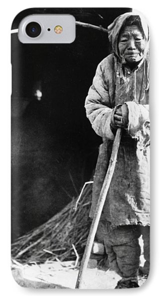 China Peasant, C1910 IPhone Case by Granger
