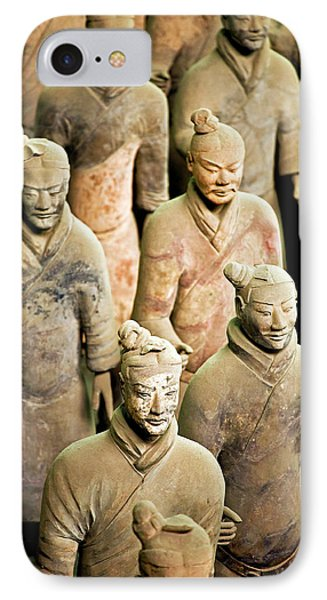 China, Xi'an, Qin Shi Huang Di IPhone Case by Miva Stock