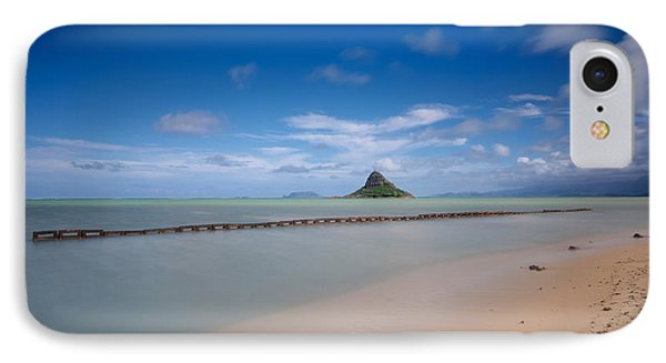 Chinaman's Hat Mokolii In Hawaii IPhone Case