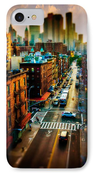Chinatown Streets Phone Case by Chris Lord