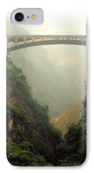 Chinese Bridge IPhone Case