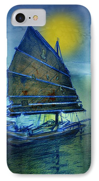 Chinese Junk IPhone Case