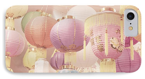 Chinese Lanterns IPhone Case by Cindy Garber Iverson