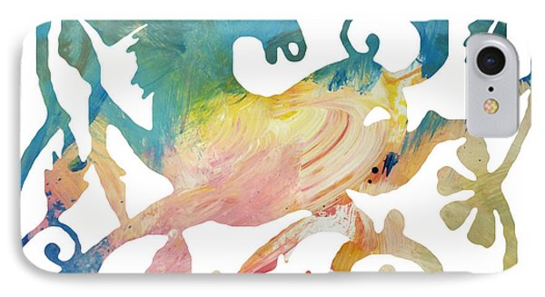 IPhone Case featuring the digital art Chinese New Year 2014 Year Of The Horse by John Fish