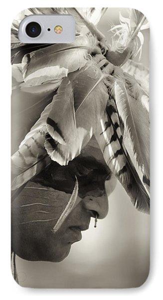 Chippewa Indian Dancer IPhone Case