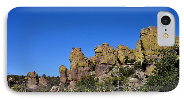 Chiracahua Mountains IPhone Case by Diane Lent
