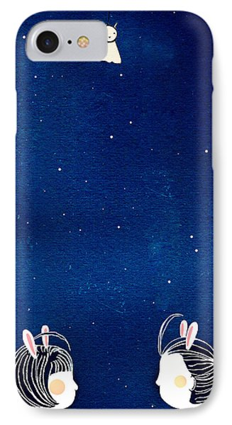 Chit Chat IPhone Case