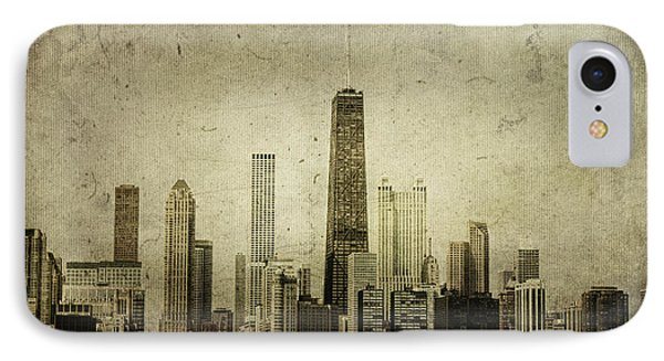 Chitown IPhone Case by Andrew Paranavitana