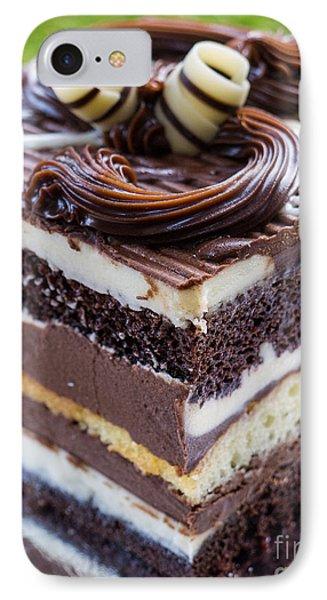 Chocolate Temptation Phone Case by Edward Fielding