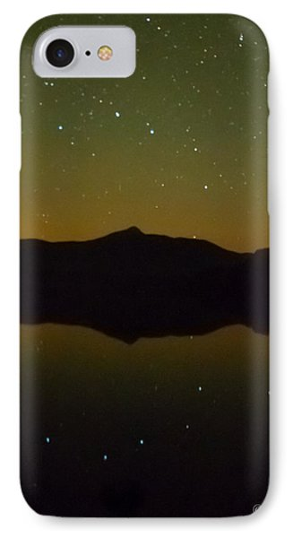 Chocorua Stars IPhone Case by Brenda Jacobs