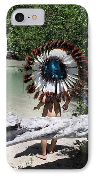IPhone Case featuring the photograph Chokoskee Island Fl. Indian 119 by Lucky Cole