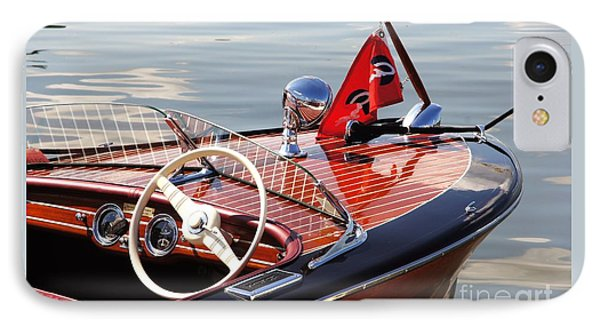 Chris Craft Deluxe Runabout IPhone Case