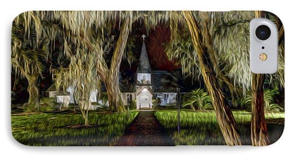 Christ Church IPhone Case