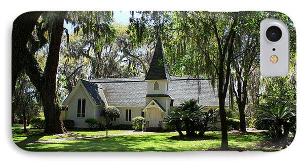Christ Church St. Simmons IPhone Case