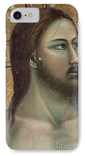 Christ IPhone Case by Giotto di Bondone