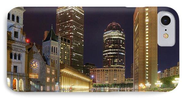 Christian Science Center-boston Phone Case by Joann Vitali