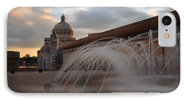 Christian Science Church Boston IPhone Case by Toby McGuire