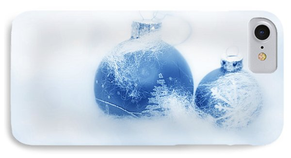 Christmas Balls Decoration Phone Case by Michal Bednarek