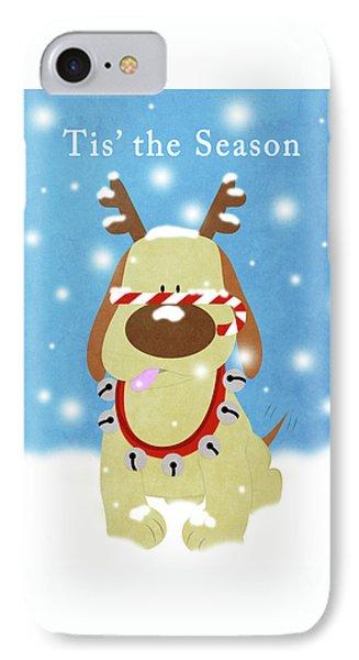 Christmas Barks II IPhone Case