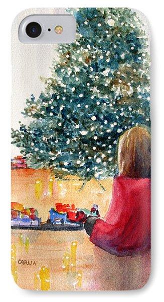 Christmas  IPhone Case by Carlin Blahnik