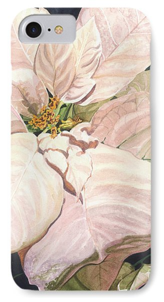 IPhone Case featuring the painting Christmas Classic by Barbara Jewell