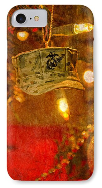 Christmas Cover  IPhone Case by Susan  McMenamin
