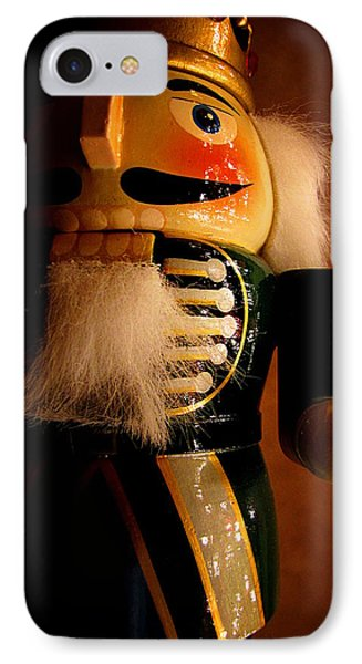 IPhone Case featuring the photograph Christmas Guard by Greg Simmons